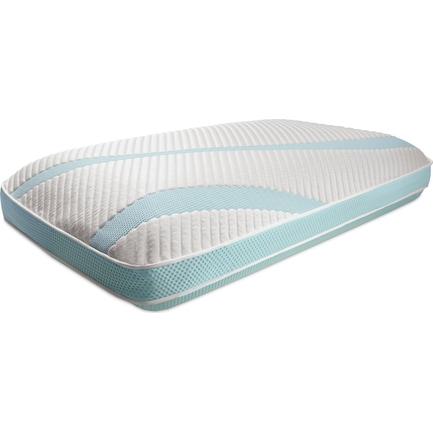 Tempur-Pedic® High-Profile TEMPUR-Adapt® Cloud & Cooling Queen Pillow