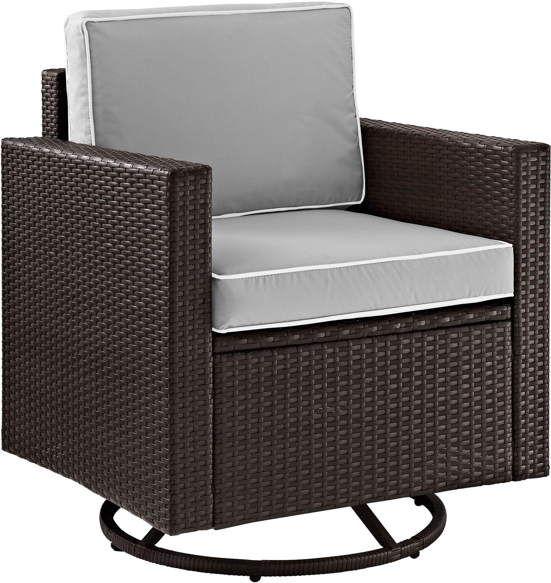 Outdoor Furniture - Aldo Outdoor Swivel Chair