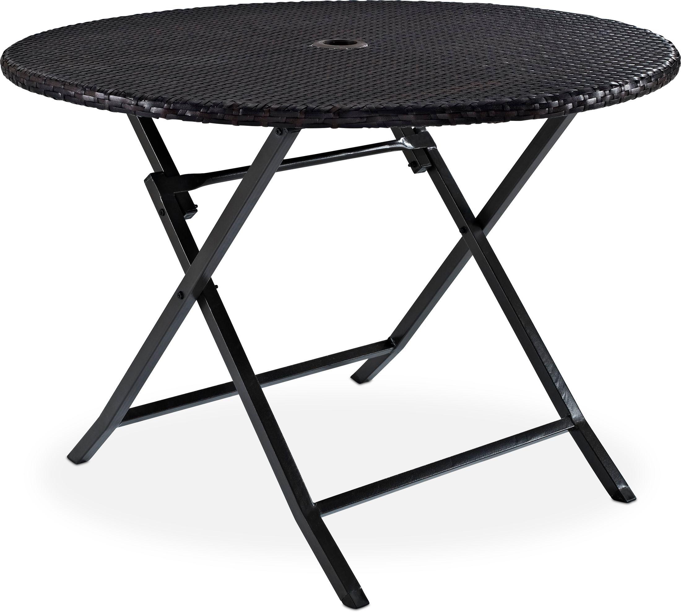 Outdoor Furniture - Aldo Outdoor Folding Table