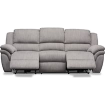 aldo gray  pc power reclining living room