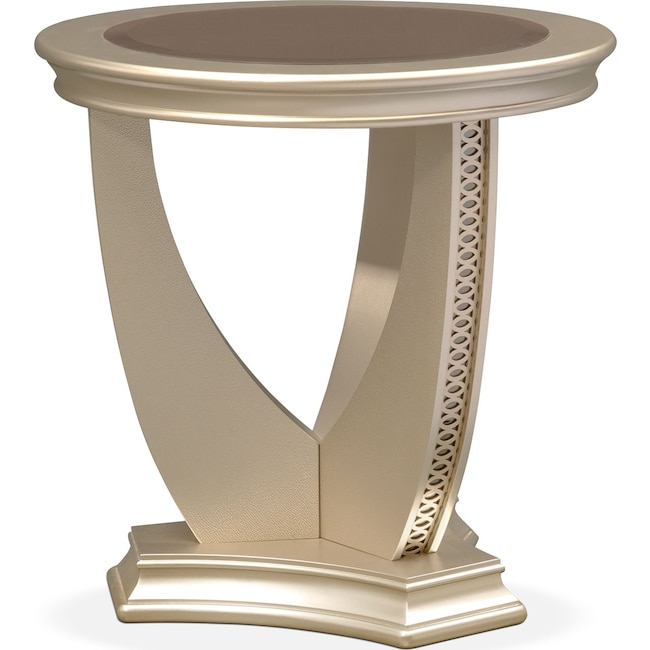 Accent and Occasional Furniture - Allegro End Table