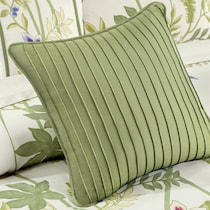 ambrosia green king bedding set