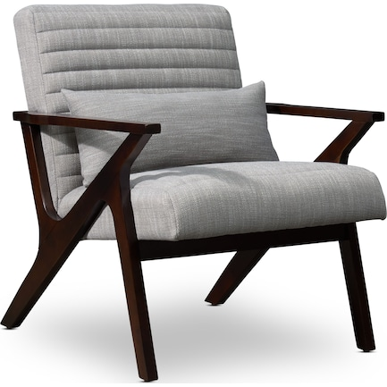 Anderson Accent Chair - Gray