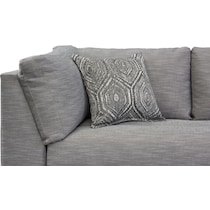 anderson gray  pc sectional with right facing chaise