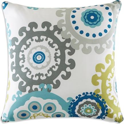 Aquata Outdoor Square Pillow
