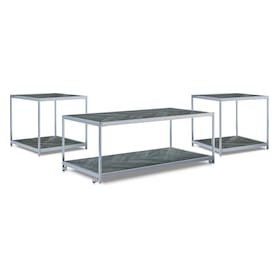 Archer Coffee Table and 2 End Tables
