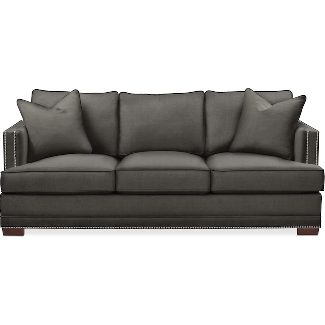 Living Room Furniture - Arden Cumulus Sofa - Sterling