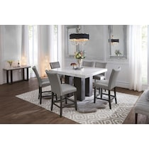artemis counter height marble counter height table