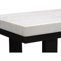 artemis white coffee table