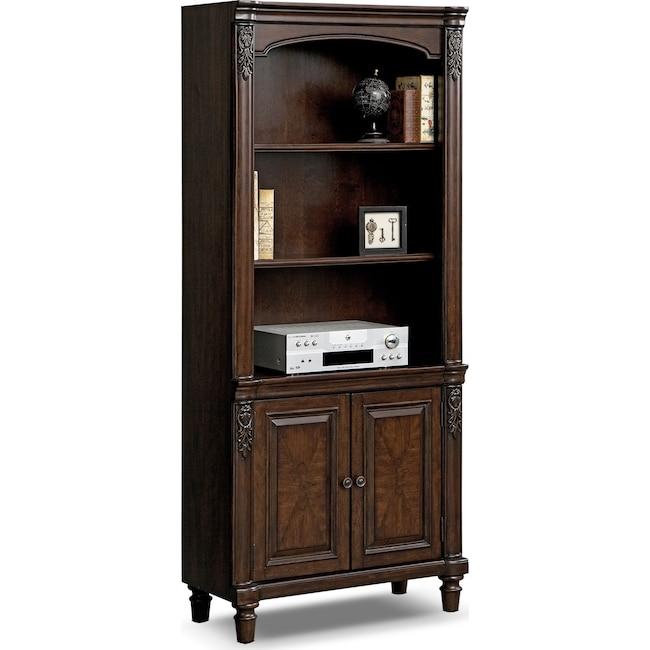 Home Office Furniture - Ashland Cabinet Bookcase