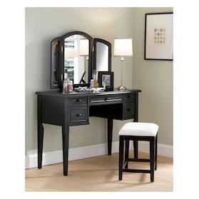 Audrina Vanity with Stool