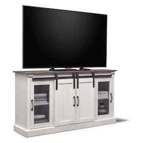 """Barn Door 65"""" TV Stand"""