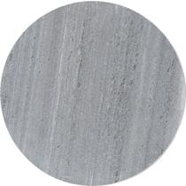 barney gray side table
