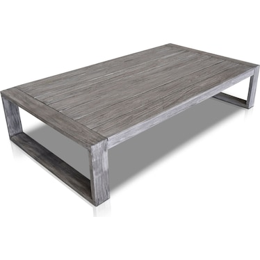 Beach Club Outdoor Coffee Table