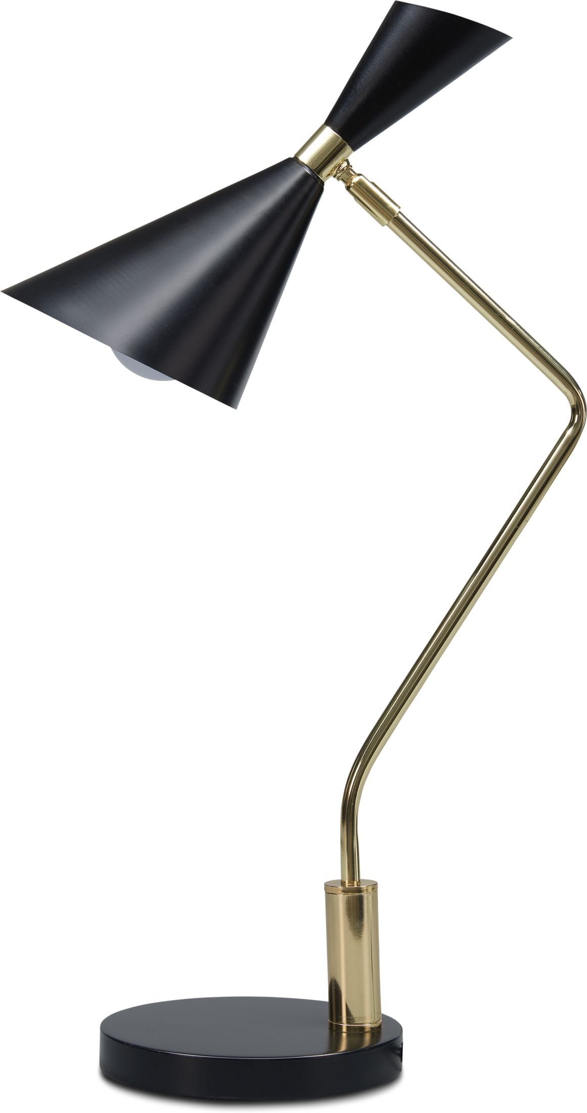 Home Accessories - Bent Neck Task Table Lamp