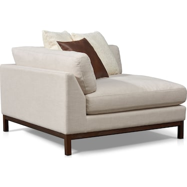 Big Sur Corner Chair - Ivory