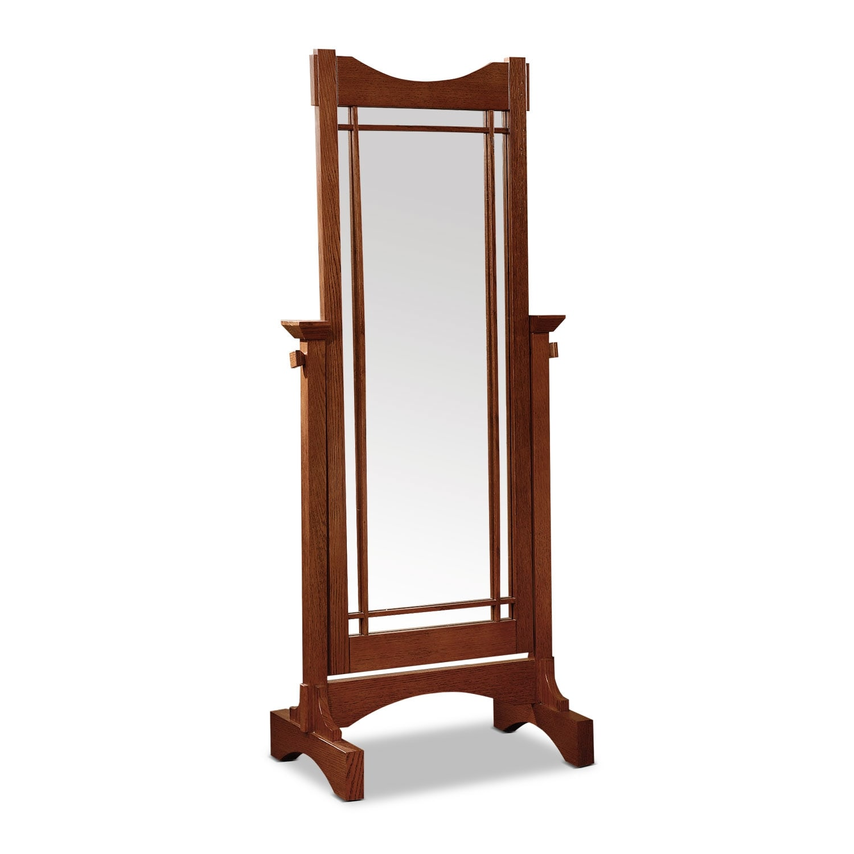 Bedroom Furniture - Blain Cheval Mirror