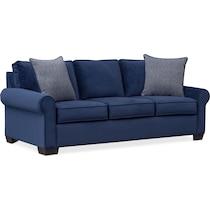 blake blue sofa