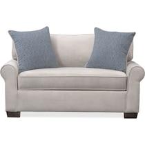 blake gray chair and a half