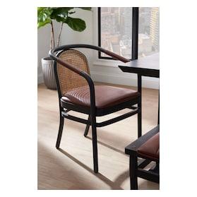 Bobby Berk Moller Arm Chair