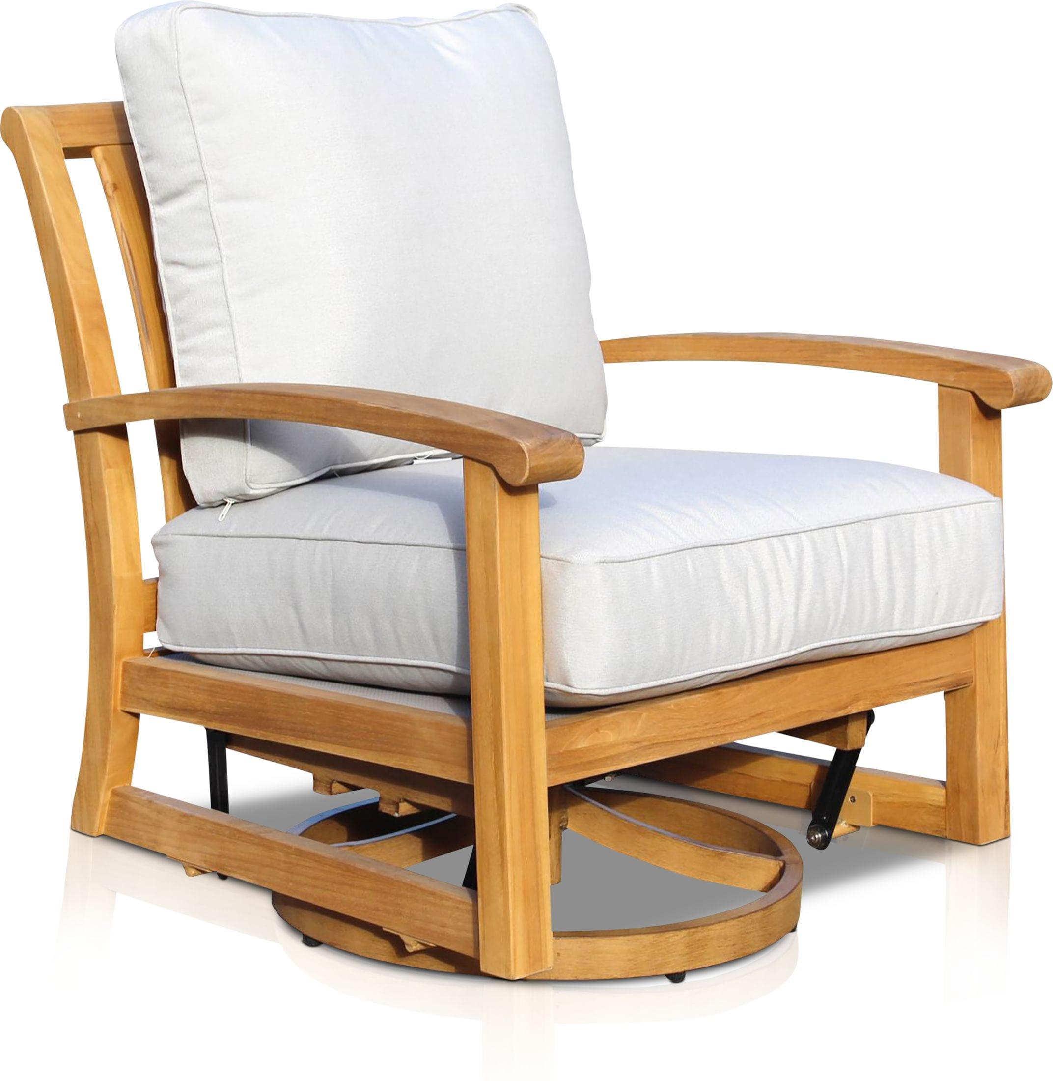 Outdoor Furniture - Bonita Outdoor Swivel Chair