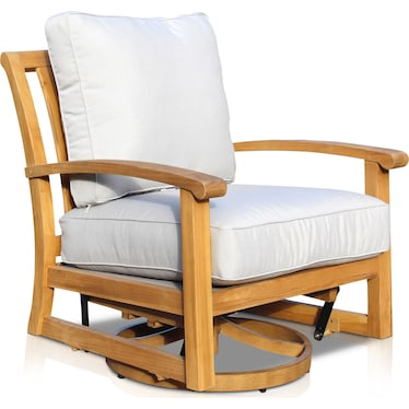 Bonita Outdoor Swivel Chair