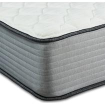 br firm white california king mattress