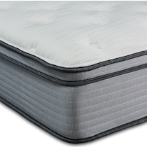 br soft white queen mattress