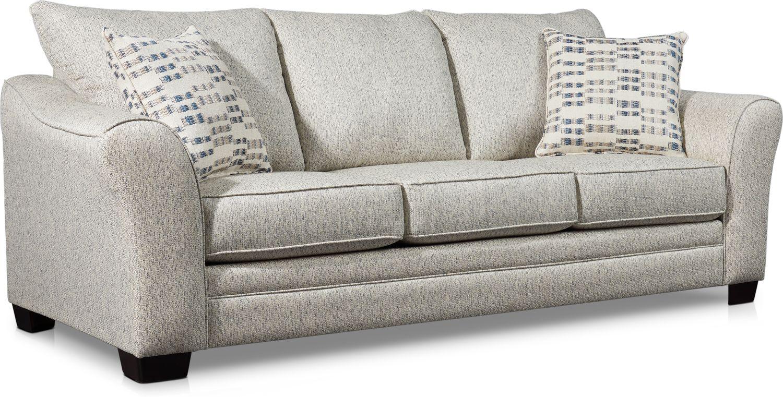 Living Room Furniture - Braden Sofa