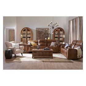Bradley Triple-Power Reclining Sofa
