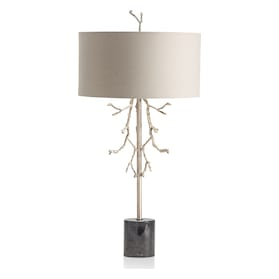 Branches Marble Table Lamp