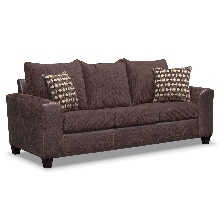 Living Room Furniture - Brando Sofa