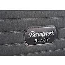 brb c class plush pillow top black full mattress