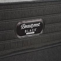 brb x class medium gray king mattress split foundation set