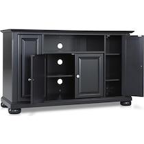 brenda black tv stand