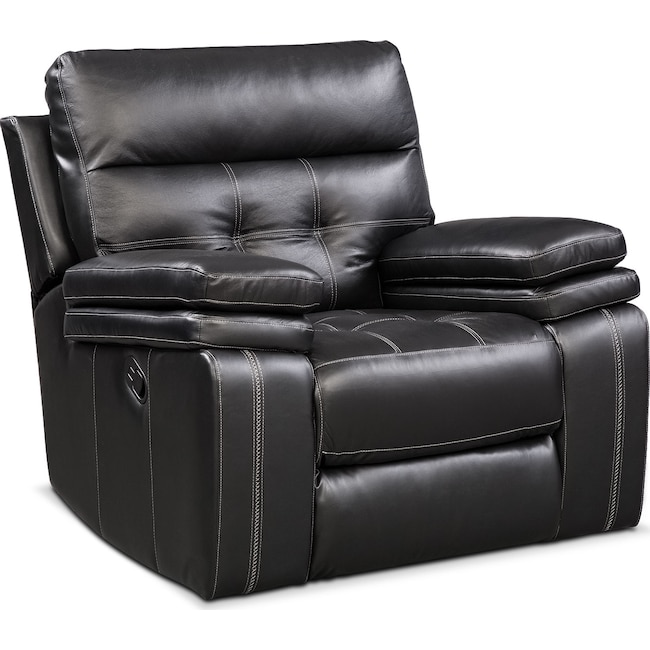 Living Room Furniture - Brisco Manual Recliner