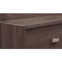 britto graystone dresser & mirror