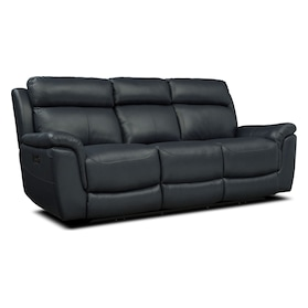 Brooklyn Dual-Power Reclining Sofa