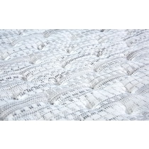 brs rest firm white queen mattress