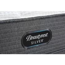 brs rest medium firm white queen mattress