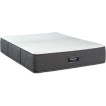 brx ip medium firm white california king mattress