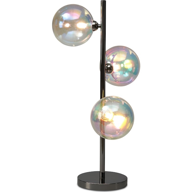 Home Accessories - Bubble Glass Table Lamp