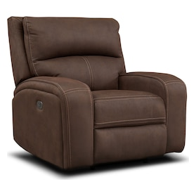 Burke Dual-Power Recliner