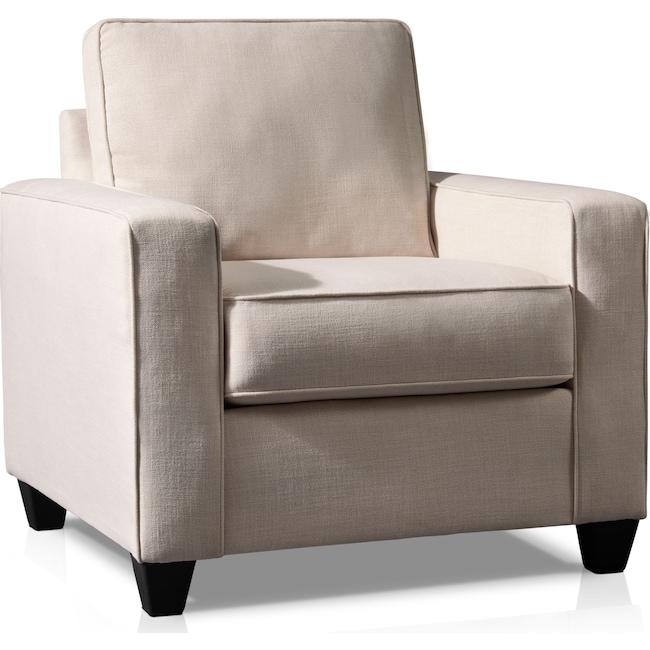 Living Room Furniture - Burton Chair