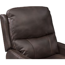 cabo lift dark brown lift chair