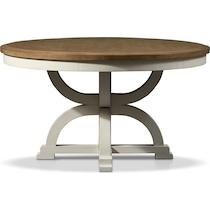 cambridge white dining table