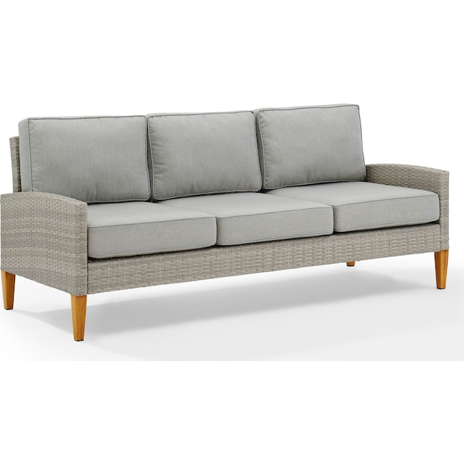 Outdoor Furniture - Capri Outdoor Sofa