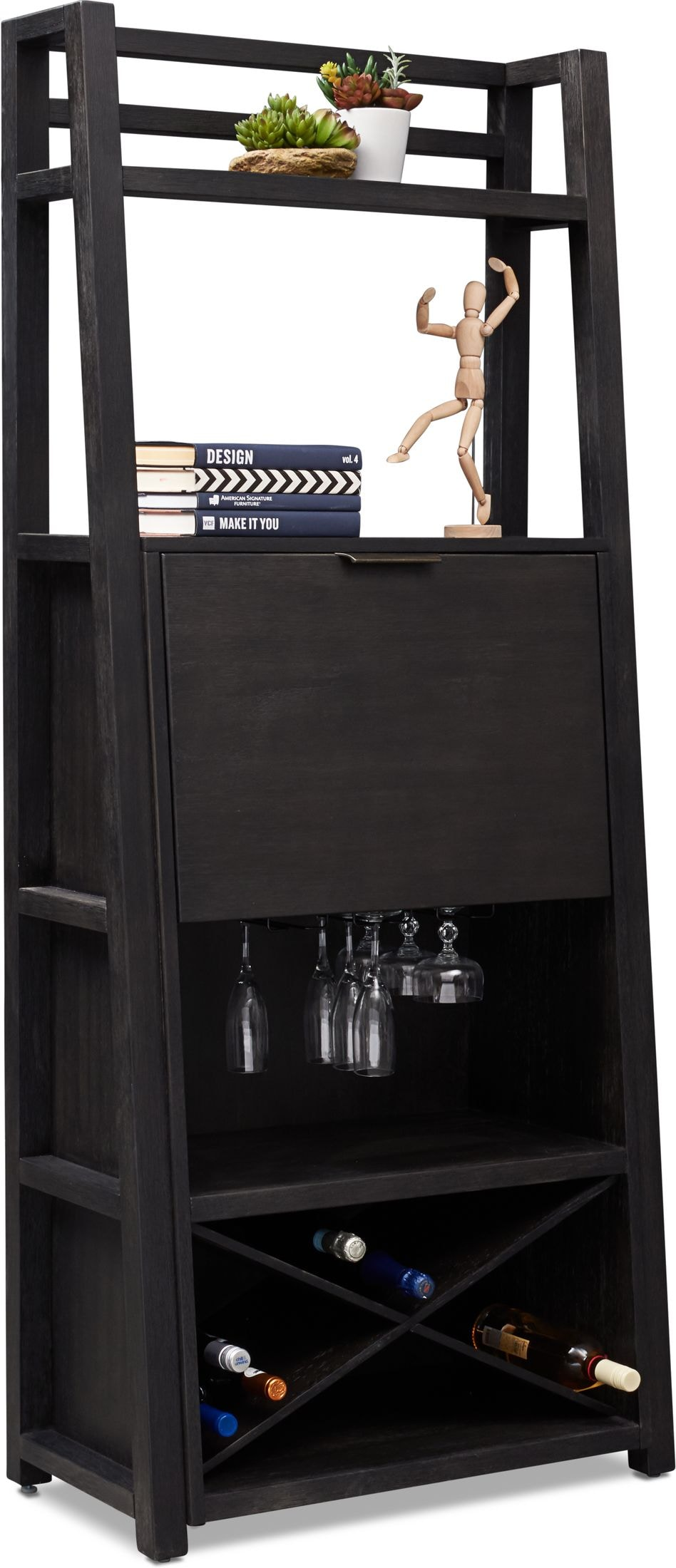 Home Office Furniture - Carlton Bar Cabinet