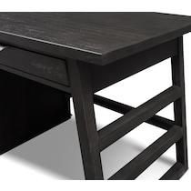 carlton black desk