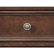 charleston dark brown nightstand